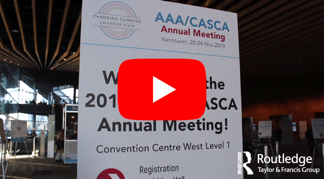 Youtube Video of AAA Annual Meeting Highlights